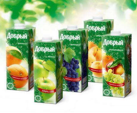 Coca-Cola нальет «Добрый» сок в Ростовской области