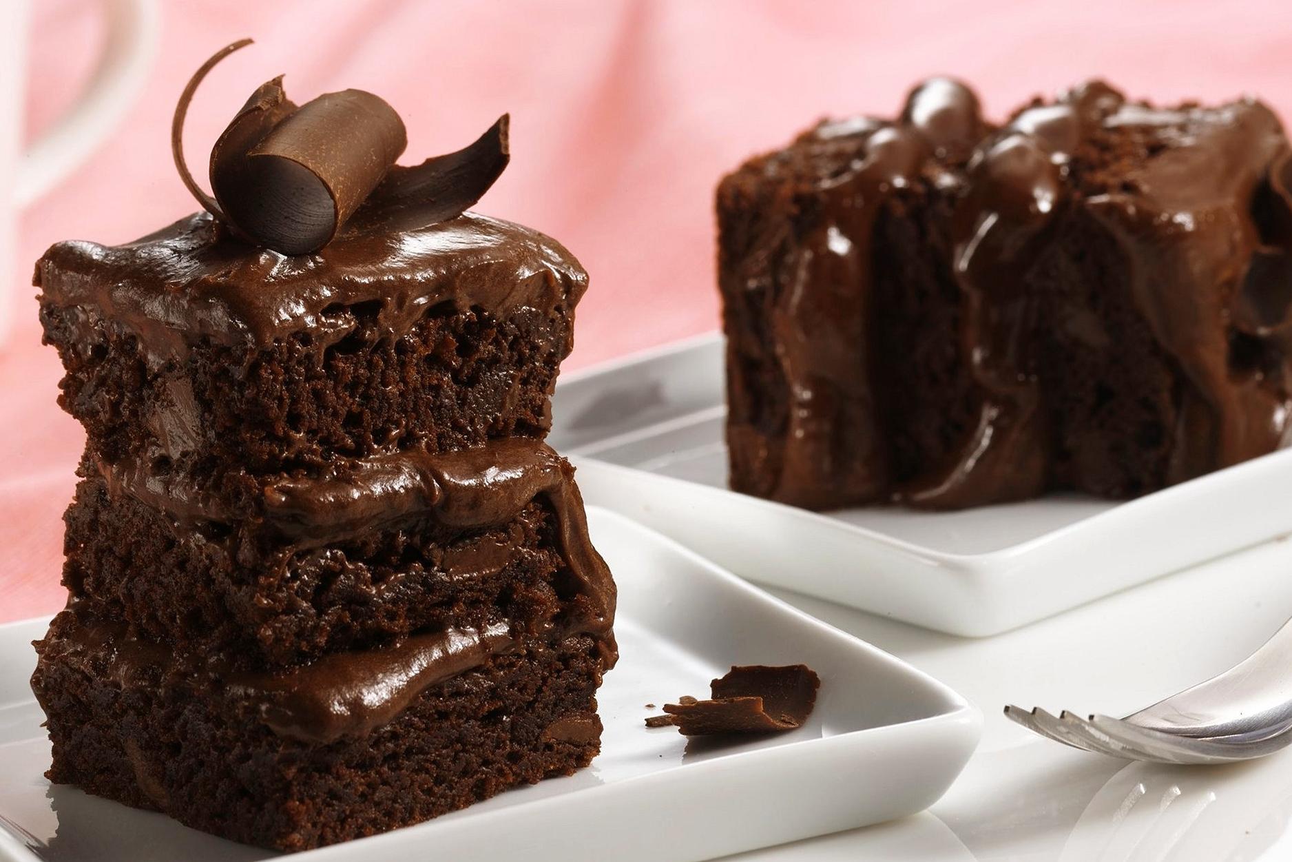 рецепт шоколадного брауни с фото пошагово