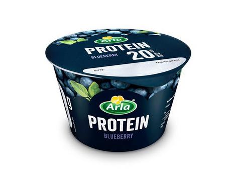 Обогащённый протеинами йогурт от Arla ориентирован на новую категорию потребителей