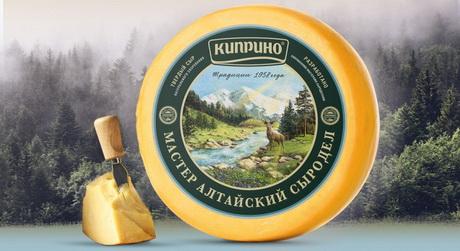 В Depot WPF вызрела упаковка твердого сыра