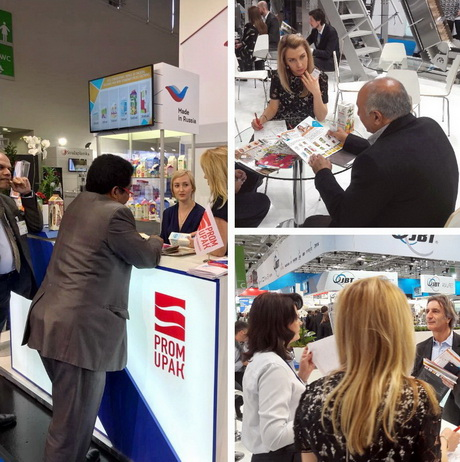 Компания «Пром-Упак» выходит на мировую арену и укрепляется в России